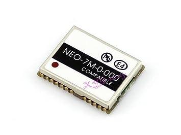 NEO-7M-C U-blox NEO-7M-0-000 Compatible with Original NEO-7M