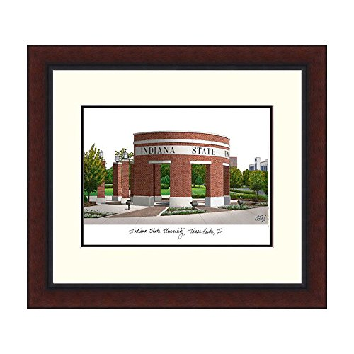 Campus Images NCAA Indiana State Alumnus Legacy Frame by Campus Images