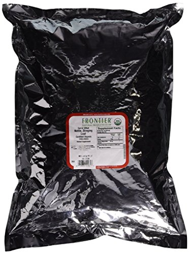 Frontier Co-op Nettle, Stinging Leaf Cut & Sifted Organic 16 oz (Pack of 2) ()