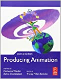 img - for Producing Animation by Winder Catherine Dowlatabadi Zahra (2011-08-11) Paperback book / textbook / text book