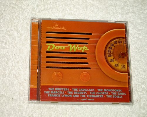 Price comparison product image Hallmark - Doo Wop - Rhino Music Cd