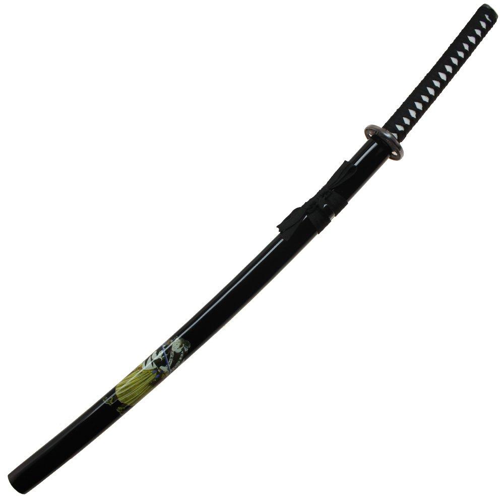 Amazon.com : Dragon Born Japanese Samurai Ronin Katana ...