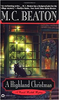 Book A Highland Christmas by M. C. Beaton (November 01,2002)