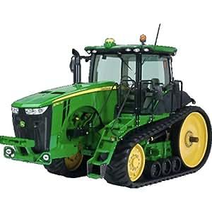 Britains 42832 - Maqueta de tractor John Deere 8335RT (metal, escala: 1:32, 23,5 x 14 x 12,5 cm)