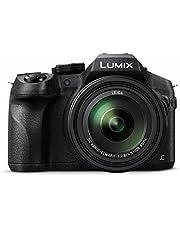 Panasonic Lumix DMC-FZ300EG) Premium bridgecamera (12 megapixel, 24 x opt. zoom, LEICA DC groothoeklens, 4K foto/video, stof-/spatwaterdicht, zwart