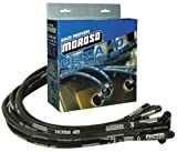 Moroso 73819 Ultra 40 Black Plug Wire Set