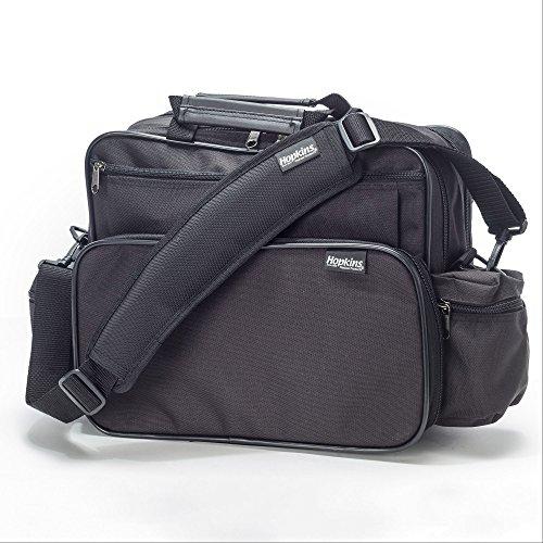 Hopkins Home Health Shoulder Bag - Black