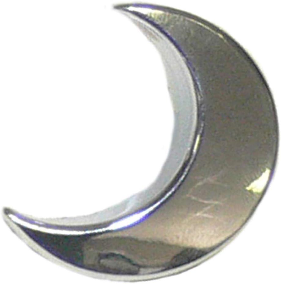 IFINGER Boton pulsador Media Luna para Cisterna de Inodoro Roca Victoria Taza WC Water