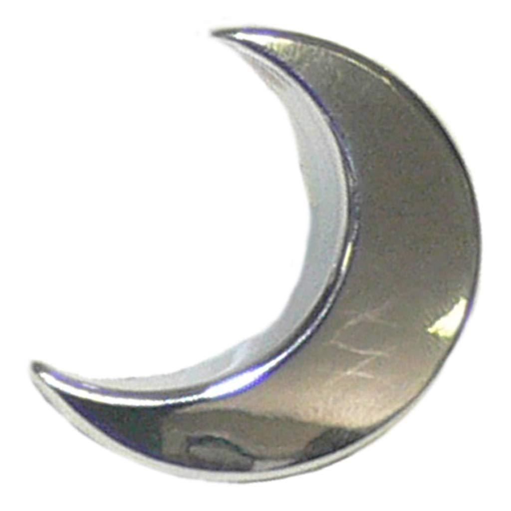 IFINGER Boton pulsador Media Luna para Cisterna de Inodoro Roca Sidney Taza WC Water
