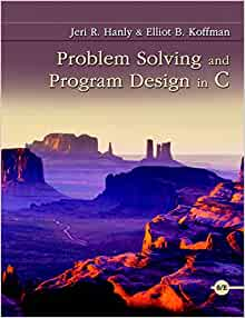 Problem solving with c 8th edition