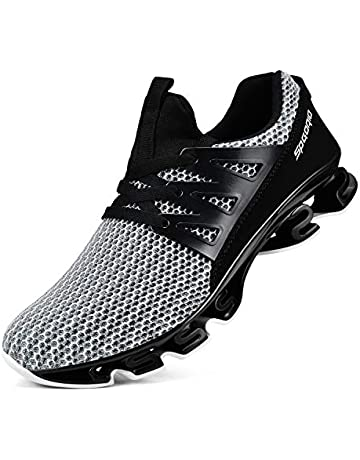 9756334b0179 Biacolum Mens Fashion Sneakers Mesh Athletic Blade Outsole Breathable Running  Shoes
