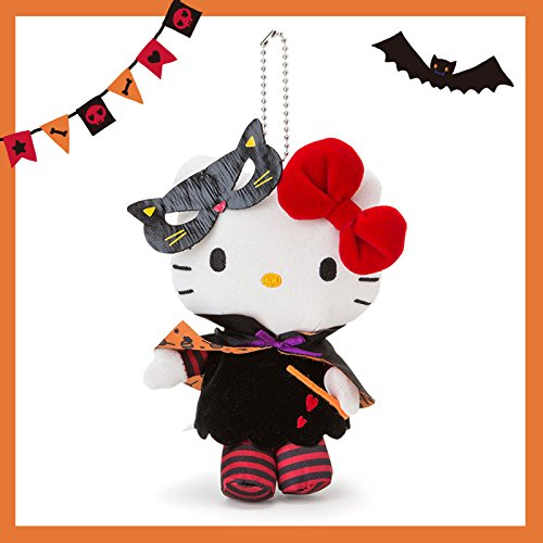 Sanrio Hello Kitty mascot holder Halloween 2017 From Japan New - 10 Person Group Halloween Costumes