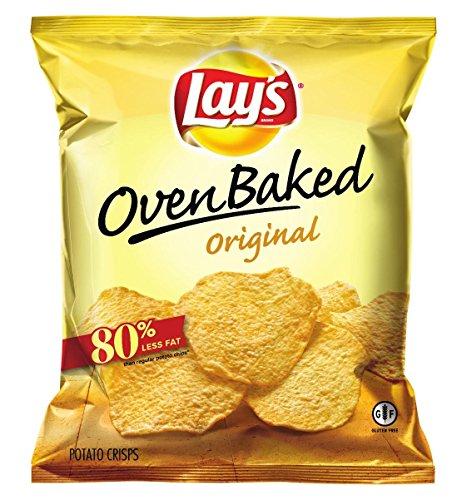 Potato Baked Lays Oven Baked Lays Potato Crisps, Original