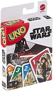 UNO Cartas Star Wars Juego de Mesa para niños de 7 años en adelante