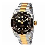 Mens Tudor Heritage Black Bay Gold 79733N 41mm