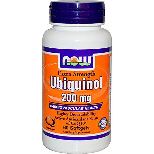 now extra strength ubiquinol - 4