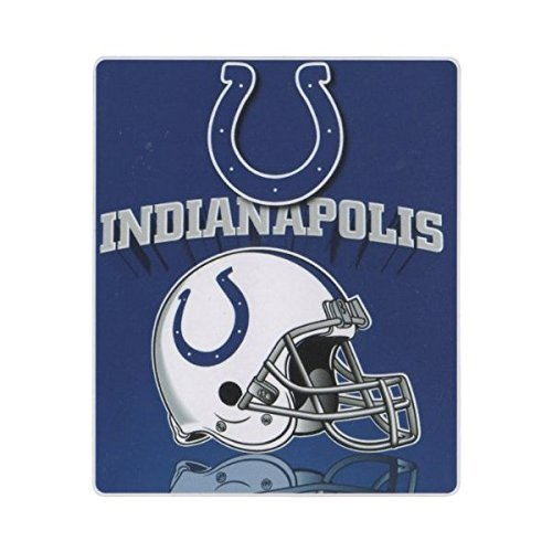 Indianapolis Colts fleece blanket (50 x 60 inches) Indianapolis Colts Fleece Throw