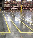 DuraStripe Yellow Mean Lean Floor Tape - 22 Mils