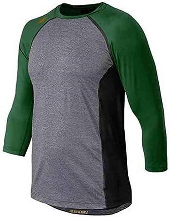New Balance 4040 - Camiseta de béisbol para Hombre con Logo metálico: Amazon.es: Ropa y accesorios