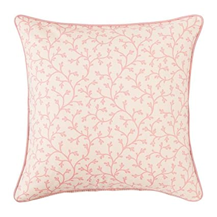 Amazon.com: Ikea Lungort Cushion Cover Floral Pink Branches ...