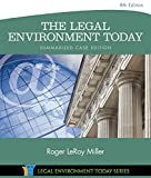 img - for The Legal Environment Today - Summarized Case Edition (MindTap Course List) book / textbook / text book