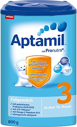 Aptamil 3 - (2x800gram) Made in Germany by Aptamil