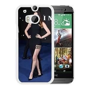 New Custom Designed Cover Case For HTC ONE M8 With Emma Miller Girl Mobile Wallpaper(96).jpg