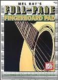 Mel Bay Full-Page Fingerboard Pad