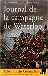 Journal de la campagne de Waterloo par Mercer