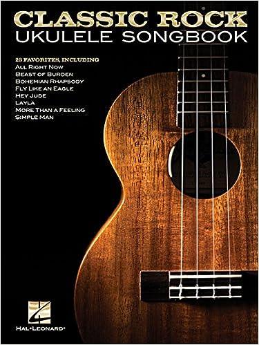 Amazon.com: Classic Rock Ukulele Songbook (9781495079818): Hal ...