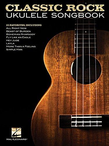 Classic Rock Ukulele Songbook - Rock Songbook