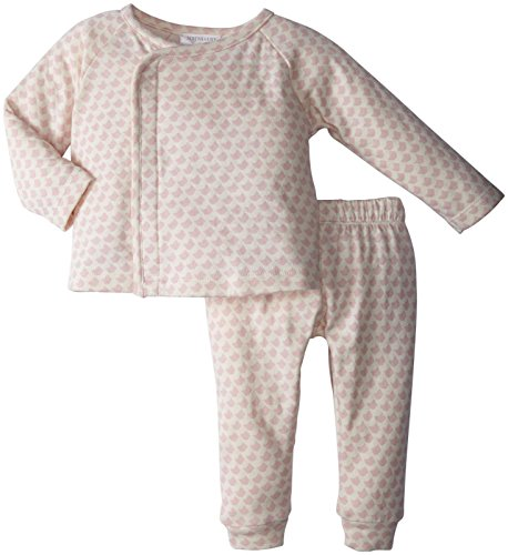 Serena & Lily Mercer Layette Set (Baby) - Shell-3-6 Months