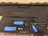 TM4 T4E Ram .43 caliber 11mm M4 Paintball Assault Rifle Black Blue Mag Fed