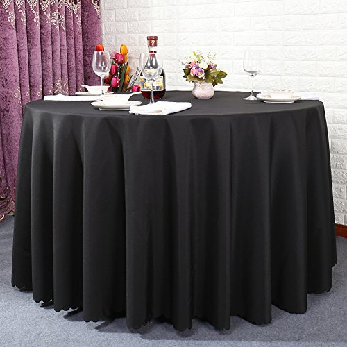 9555 Oil (Hotel Tablecloth,Simple Restaurant Restaurant Table Table Cloth,Living Room Tablecloth Square Round Round Table Table Cloth-T 140x180cm(55x71inch))