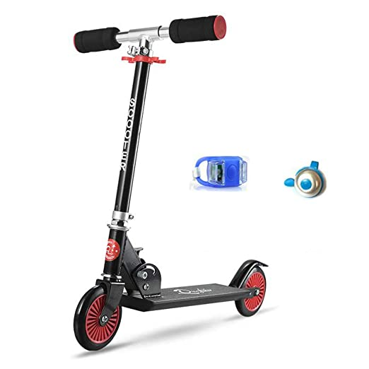 Patinete- Kick Scooter Plegable para Niños, Scooter De ...