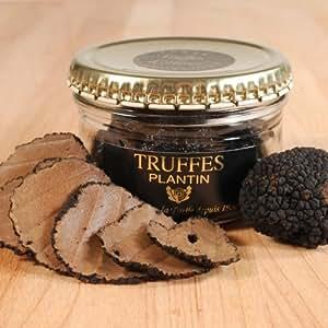 Winter Black French Truffles - Brushed - 1 x 1 oz by Plantin