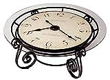 Howard Miller 615-010 Ravenna Cocktail Table Clock by