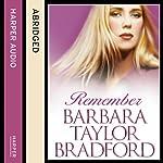 Remember | Barbara Taylor Bradford