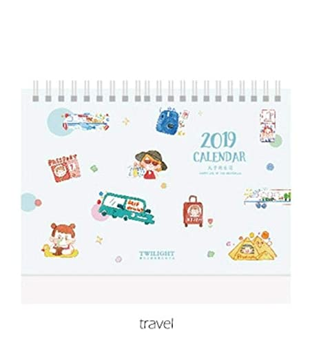 Amazon.com : 2019 New Kawaii Cute Dessert Life Travel ...