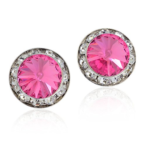 pink clip earrings - 6