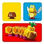 LEGO-Super-Mario-La-Palude-Velenosa-di-Torcibruco-Pack-di-Espansione-Playset-da-Collezione-con-Goomba-e-Paratroopa-71383