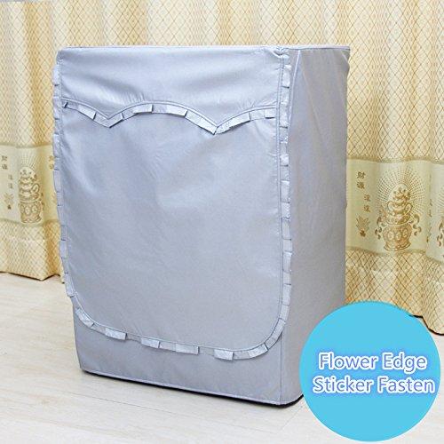 Wylore - Funda Impermeable para Lavadora Home Sunscreen Lavandería ...
