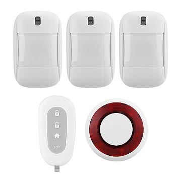 Kit de Sistema de Alarma Antirrobo Inalámbrico por ...