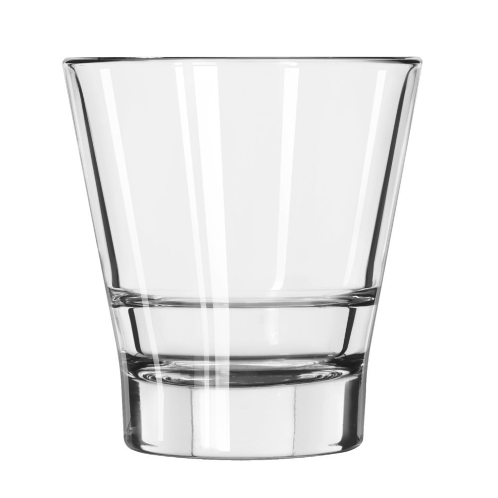 Libbey 15712 Endeavor 12 oz Double Old Fashioned Glass - 12 / CS