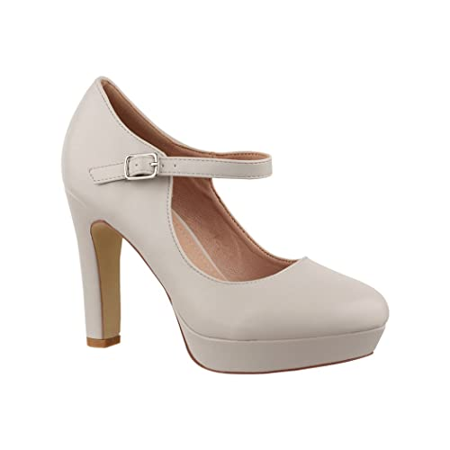 a453e035cbdadc Elara Damen High Heels