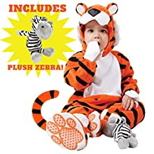 Spooktacular Creations Deluxe Baby Tiger Costume Set (18-24 Months)