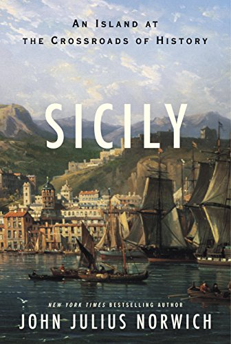 Sicily: An Island at the Crossroads of History cover