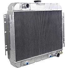 PRO 3 ROW ALUMINUM RADIATOR FOR 1963-68 CHEVROLET CHEVELLE SS/ EL CAMINO/ IMPALA/ MALIBU