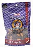 Cadet Duck and Apple Treat for Dogs, 4-Ounce Bag, My Pet Supplies