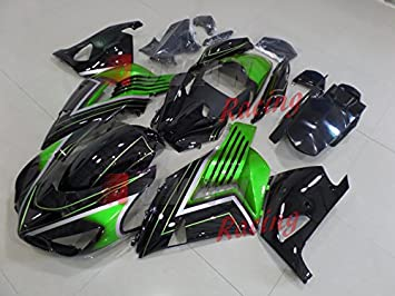 Amazon.com: Moto Onfire ABS Injection Molded Fairings Fit ...